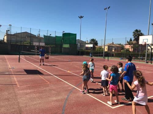 Academia de tenis padel en Sevilla