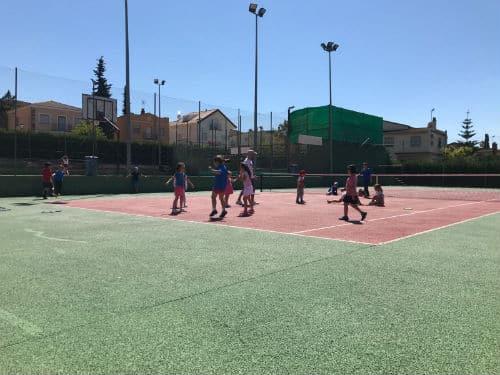 Eventos de tenis para niños sevilla