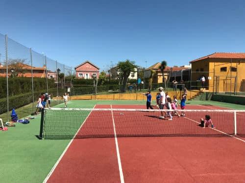 Escuela de tenis y padel Sevilla