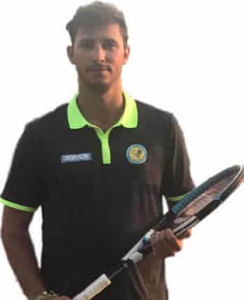 Profesor de tenis Gelves