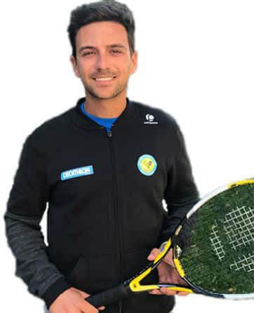 Profesor de tenis Sevilla